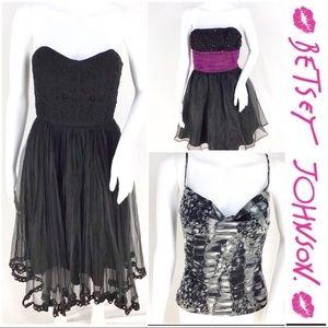 Betsey Johnson Dress Tank Bundle Size 4